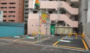 地域へのパーキングスペースの提供を通じて、安全の街づくりへ貢献  画像