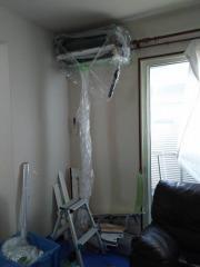 エアコンの移設・取り付けは専門店に 画像
