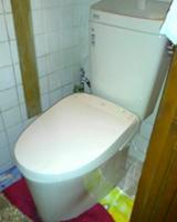 トイレ便器の交換・取替工事
