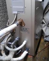 ガスふろ給湯器の交換・取替工事