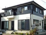 外壁塗装 屋根塗装 使用塗料:クリーンマイルドシリコン、瓦Sトップ