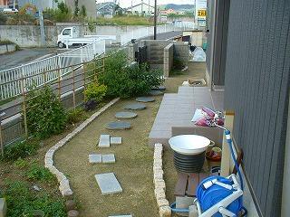 ガーデンリニューアル施工例