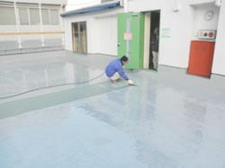 屋上防水工事
