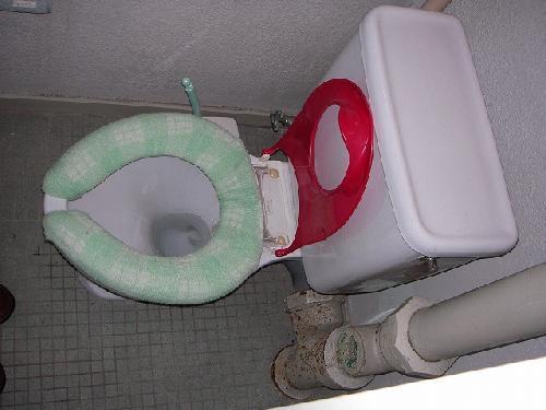洋式トイレ交換