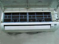 エアコンクリーニング施工事例1