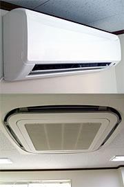 空調設備工事の施工実績が豊富!アフターフォローも充実。 画像