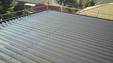 千葉県松戸市 屋根(折板)塗装工事