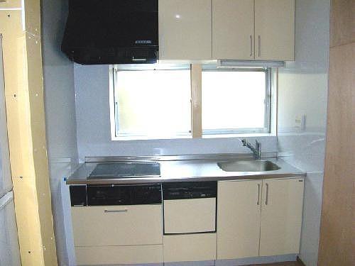 アパート キッチンリフォーム