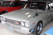 市場に出回っていない旧車のパーツも多数取り扱い! 画像