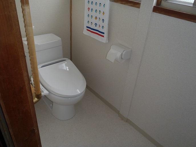 和式トイレの改修 静岡県三島市