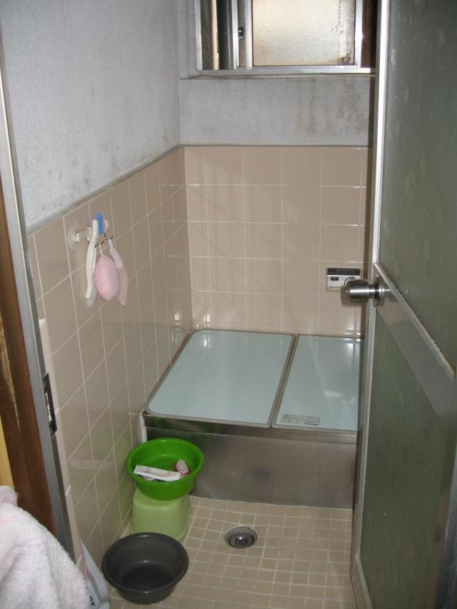 お風呂のリフォーム(大阪市)