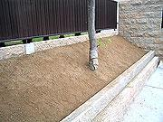 芝張りの施工例