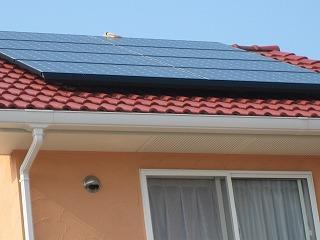 太陽光発電システム 施工例