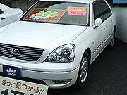 個人タクシー用のセルシオ、クラウンも多数用意しております。 画像