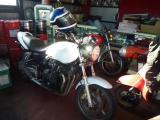バイク好きも大歓迎!