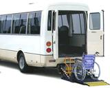 車椅子専用マイクロバス レンタル事業