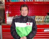 [店長] 生駒久喜 旧車のメンテナンスやレストアが得意です。EFIや電気関係も大好きでーす。