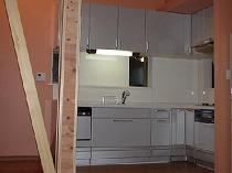 K邸 システムキッチン