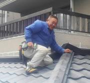 瓦屋根を中心とした屋根工事をお任せできる職人を募集しております 画像