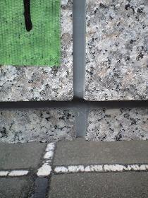 大理石の欠け補修