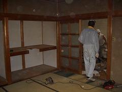 奈良県宇陀市 F様邸 内装工事