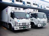 当社の保有トラック
