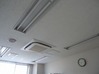 大阪市短大 照明LED化工事