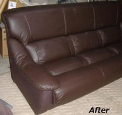 ソファーの張替え