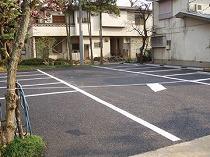 駐車場舗装工
